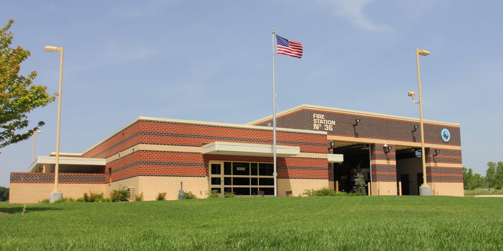 EMS Fire Station 36