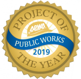 Project of the Year Award 2019