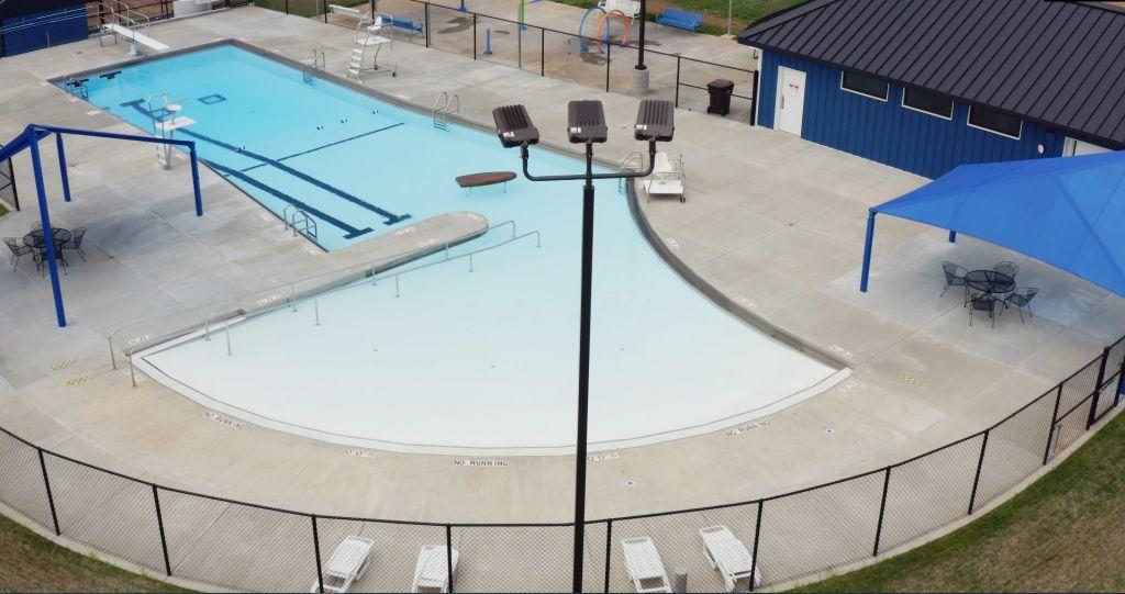 Caldwell Municipal Swimming Pool